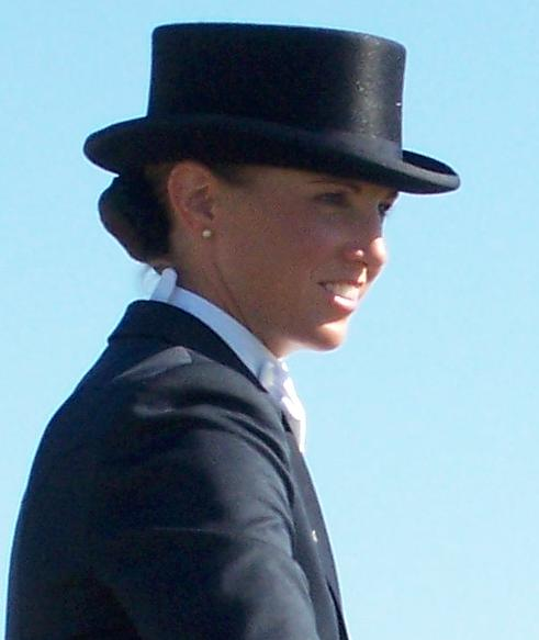 Kate Taylor-Wheat - FEI Rider/Trainer/Member of the Australian National Dressage Squad